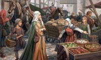 Daily market - RPG