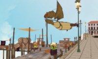 Airship Pier