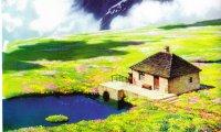 howl's cottage