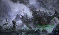 Iron Gods - Wrecked Ship