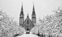 Winter Cathedral, 1020 A.D.