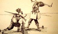Pillaging a Village