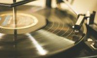 Vinyl Music Overlay