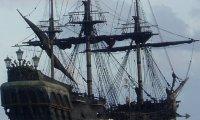 Docked Pirate Ship
