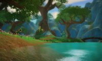 The Wilds of Free Realms