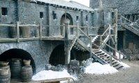 Walking through Winter Town (Winterfell)