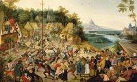 A fantasy medieval fair!