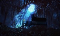 Inspired on the animation Forest of Piano