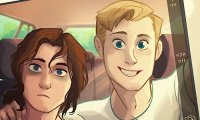 Steve and Bucky's Apartment