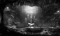 Batcave ambiance