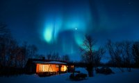 Lapland Cabin (winter)