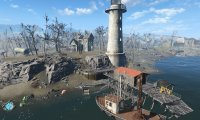 Fo4- Kingsport Lighthouse