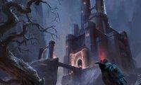Castle Ravenloft with organ music (on/off)