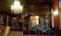 The Library of Xavier's School for Gifted Youngsters