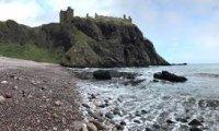 beachfront castle