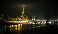 Dark world of Paris