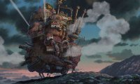 Inside the Moving Castle