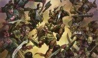 Goblins attack D&D