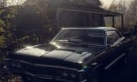 Ride With The Winchesters