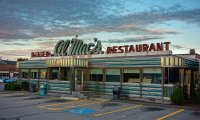 Stopover in a Diner in a Quiet Town