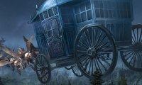 the Beauxbaton carriage.