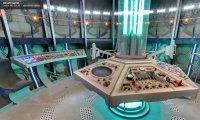 Inside the TARDIS