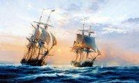 Sailing Ship Scarlet edition