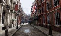 Nice old street in London