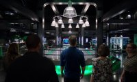 Background noise for CW's Arrow Cave