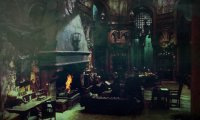 Welcome to the Slytherin Common Room