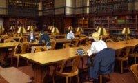 Ash at Rose Reading Room NYPL