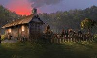 A night at hagrids hut