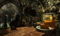 Tales long told of the Dovahkiin accompanied by lute residing by the Inn's cozy hearth.