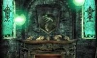 My Slytherin Common Room