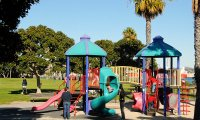 A Beachside Playground