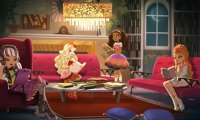 Relax at Ever After High