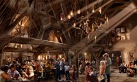 Cold Night at the Three Broomsticks