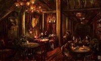 Fantasy Tavern Writing
