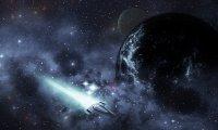A sci-fi soundscape