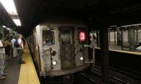 A NYC Subway Station