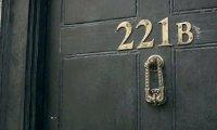 221B - Rainy Day with Sherlock Holmes