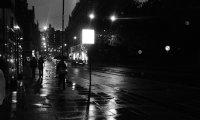 Rainy night to sleep