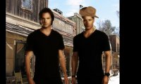 The Frontier Town where they live the cowboy life from the hit TV show, Supernatural
