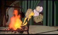 Half Asleep by the Fire