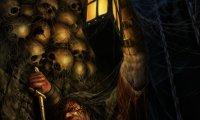 Darkened halls and danger - D&D, Dungeon World, or OSR dungeon ambience