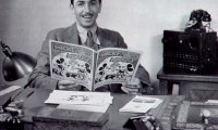 Walt Disney's First Office