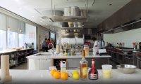 Kitchen sounds from the Bon Appetit Test Kitchen