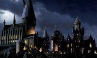 Hogwarts Hall at Night