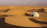 Emptyness in the Desert