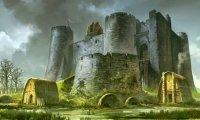 Castle dungeon crawl